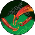 Kīngitanga Day 2012 Logo