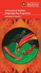 Kīngitanga Day 2012 Brochure
