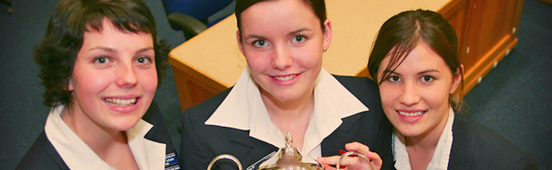 Secondary School Mooting Competition Winners 2007