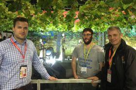 AMMP Kiwifruit robot at Fieldays