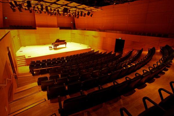 Dr John Gallagher Concert Chamber