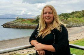 University of Waikato student Freya Robinson has won a scholarship worth $70,000 to do her masters overseas.