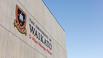 Working at Waikato: University of Waikato