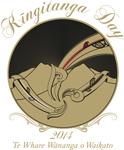 Kīngitanga Day 2014 Logo
