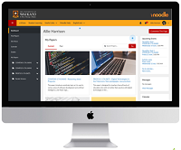 link to New Moodle info