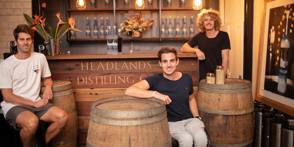 Headlands Distilling Company