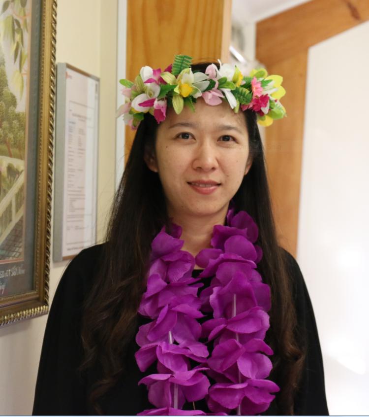 Annis Ying Tzu Huang